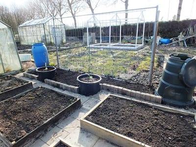 De nieuwe tuin 12-03-14