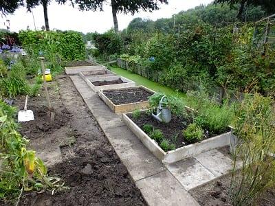 De nieuwe tuin 23-09-13